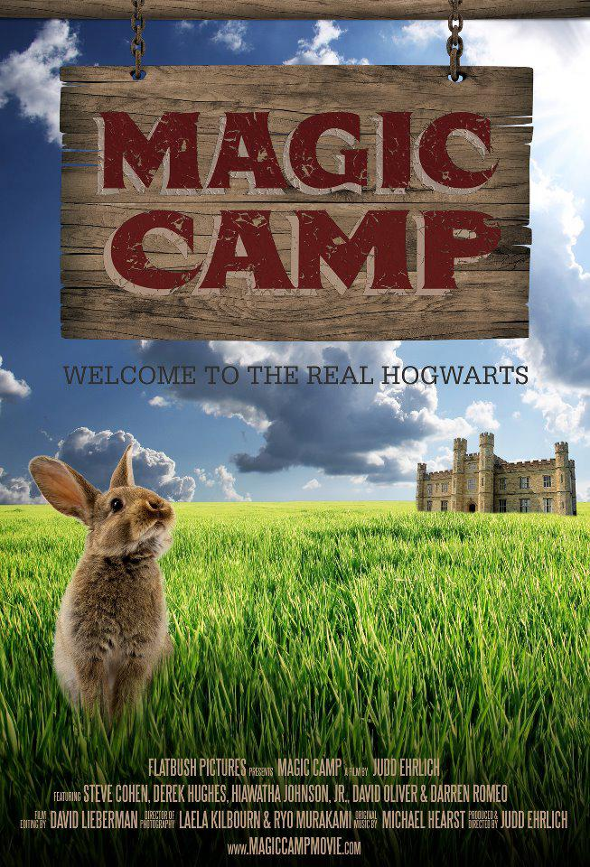 Magic Camp Movie Review English