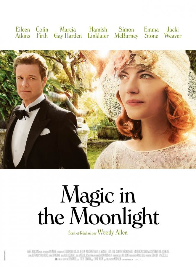 Magic In The Moonlight Movie Review English