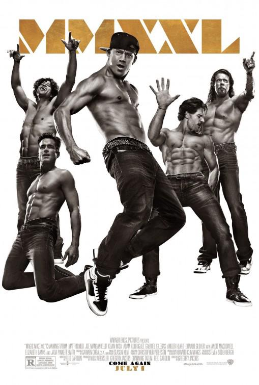 Magic Mike XXL Movie Review English