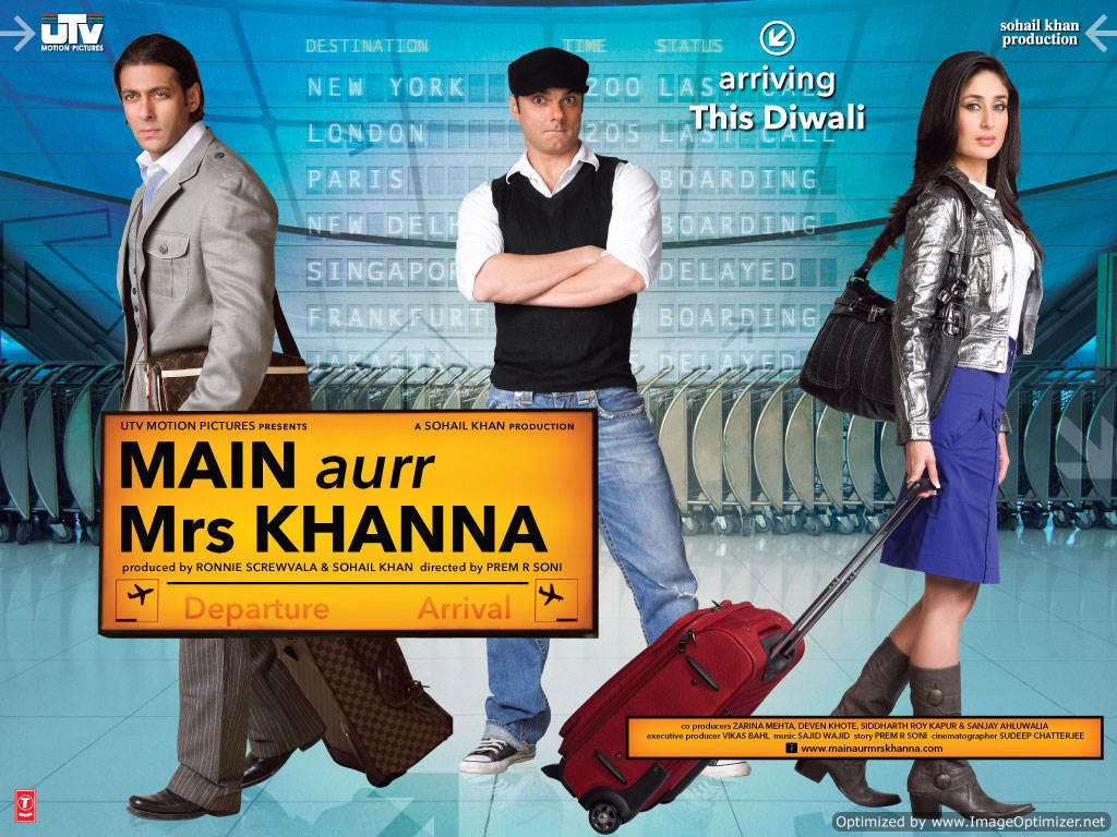 Main Aur Mrs Khanna Movie Review Hindi