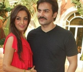 Malaika And Arbaaz Reunite For A Fun Element
