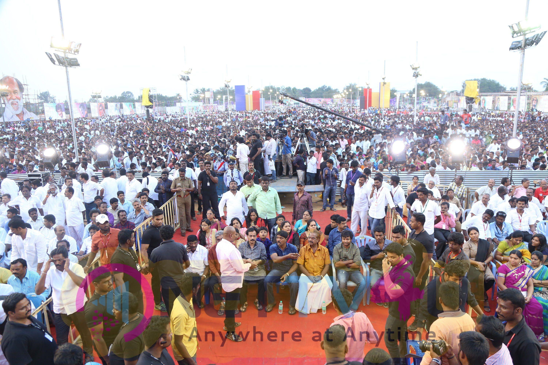 Malarattum Manithaneyam Event Photos By Rajinikanth Fans