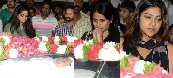 Malayalam Industry Paid Homage To Kalpana!