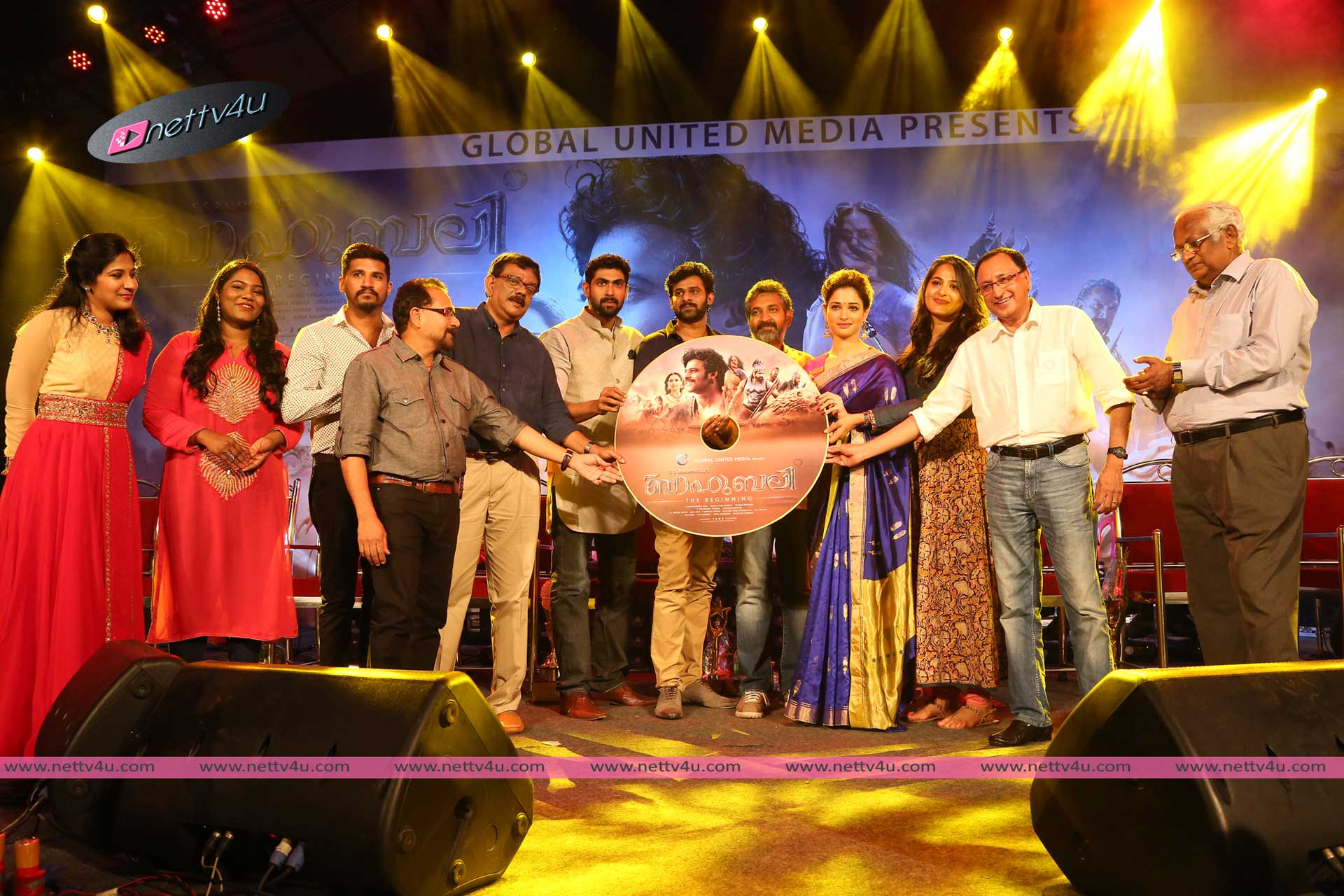 Malayalam Movie Baahubali Audio Launch Photos