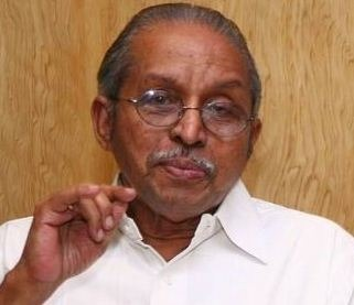 Malayalam Poet ONV Kurup Is No More!