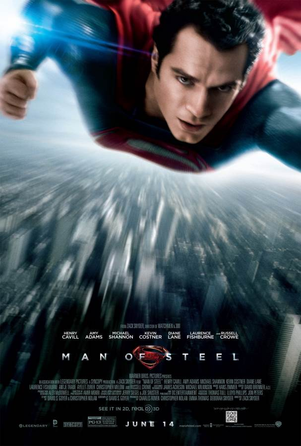 Man Of Steel Movie Review English