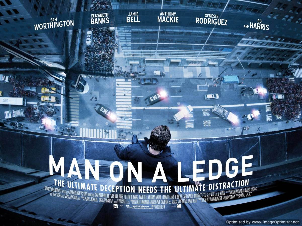Man On A Ledge Movie Review English