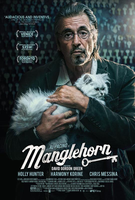 Manglehorn Movie Review English
