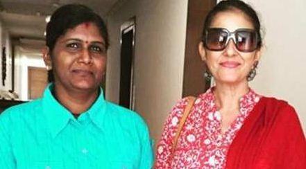Manisha Koirala's New Bodyguard!