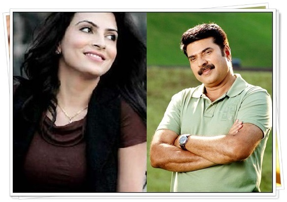 Mansi Sharma Talks About Her Debut Film With Mammootty