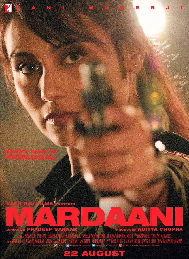 Mardaani Movie Review Hindi