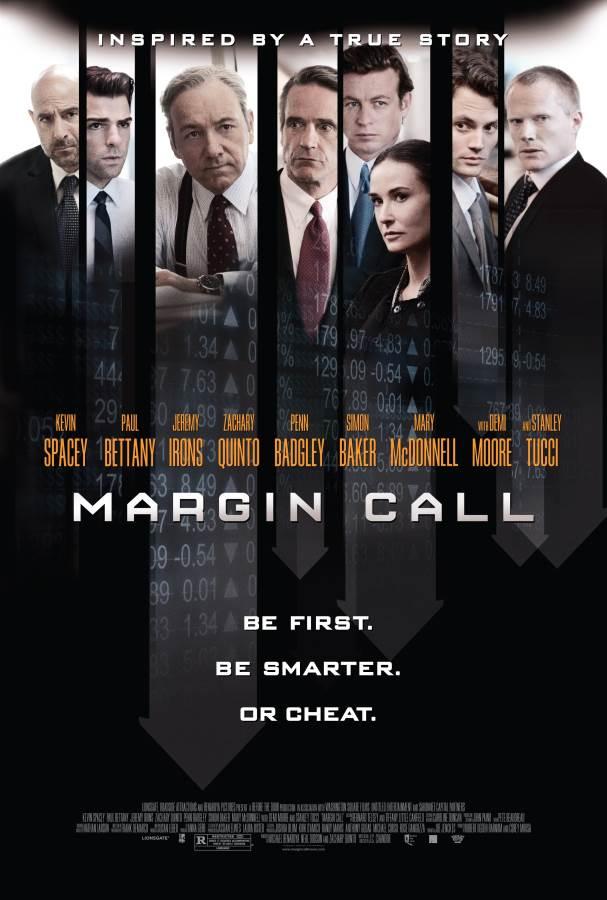 Margin Call Movie Review English