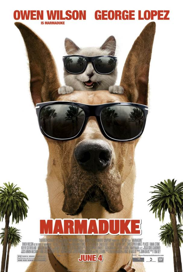 Marmaduke Movie Review English
