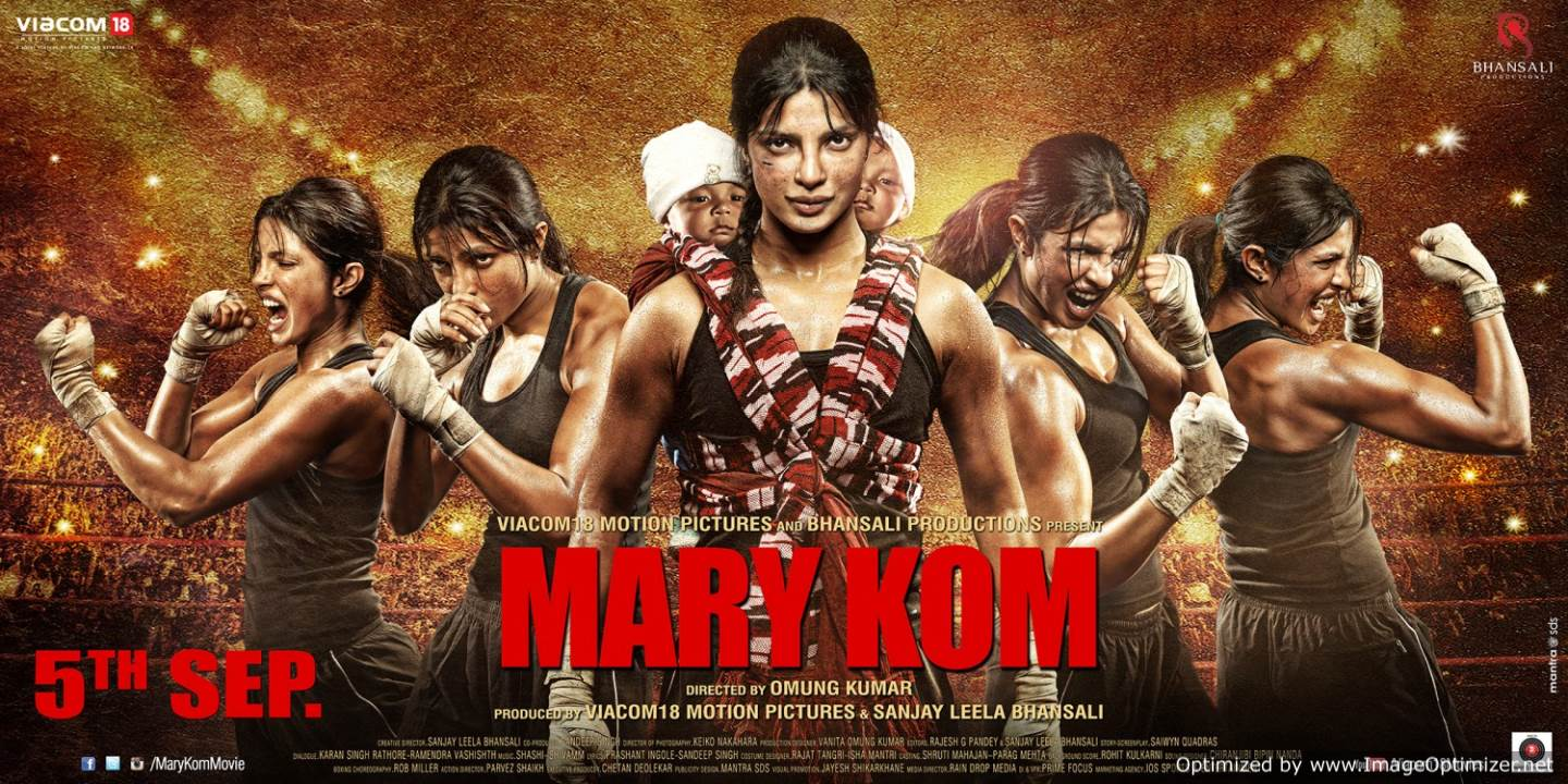 Mary Kom Movie Review Hindi
