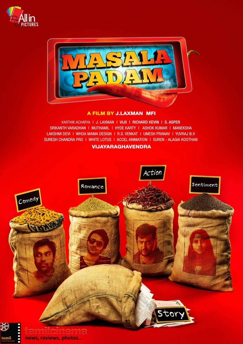 Masala Padam Movie Review Tamil