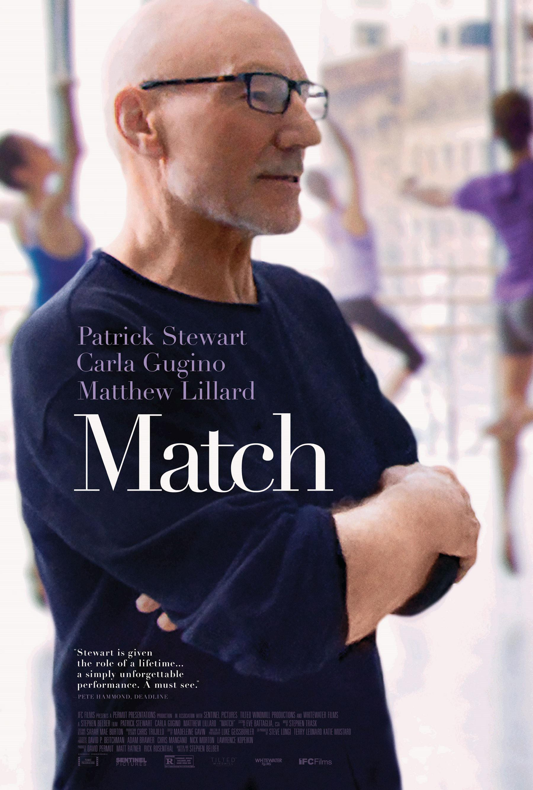 Match Movie Review English
