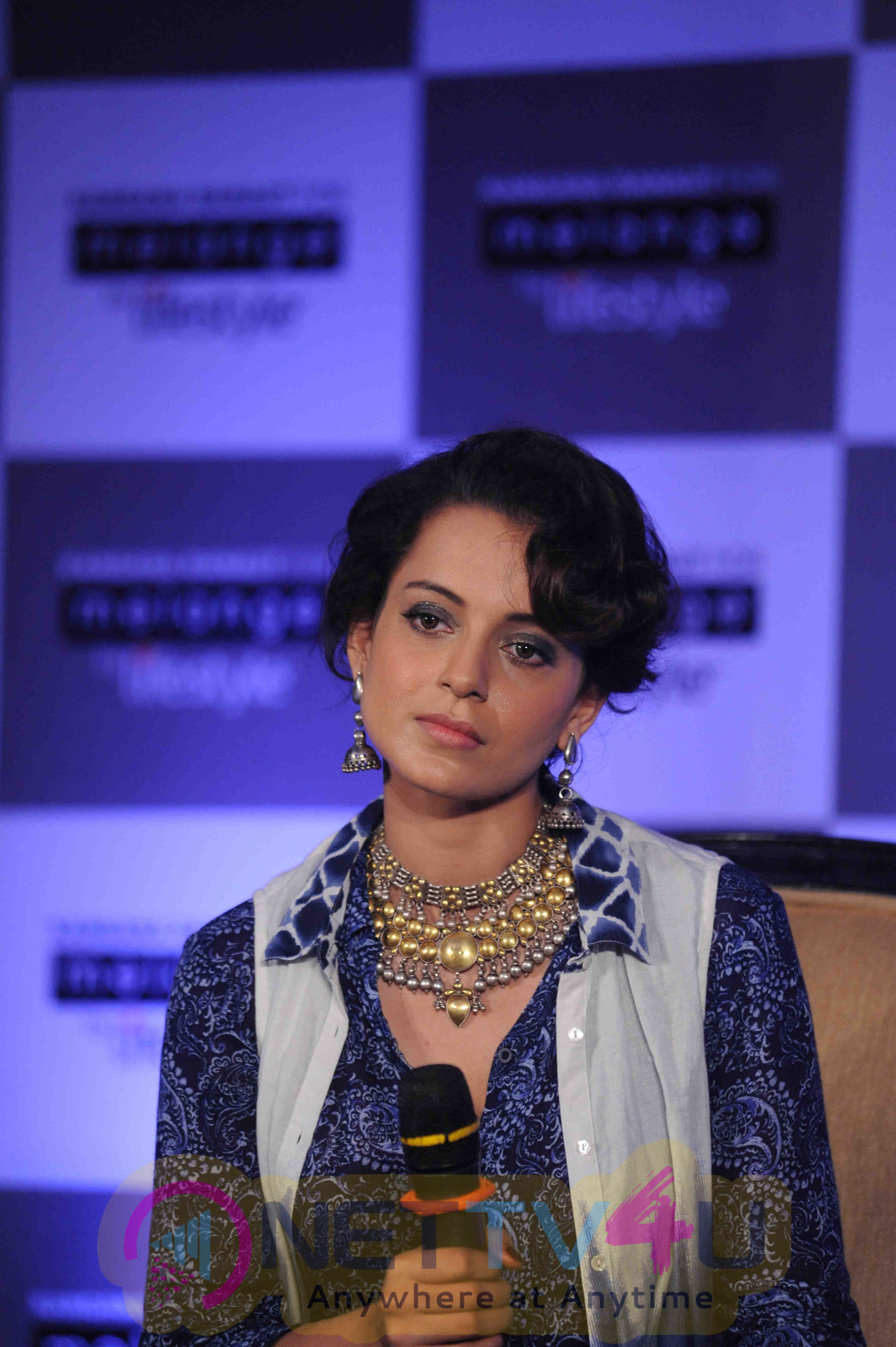 Melange By Lifestyle Announces Kangana Ranaut As The New Brand Ambassador Hindi Gallery