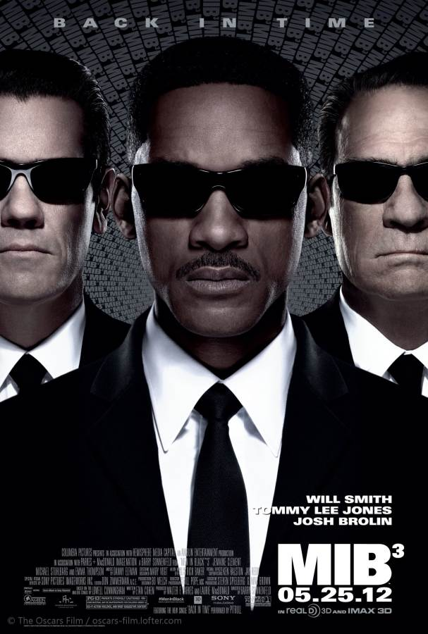 Men In Black 3 Movie Review English