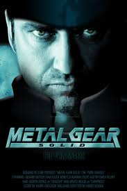 Metal Gear Solid Movie Review English Movie Review