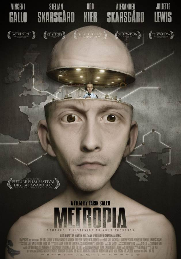 Metropia Movie Review English