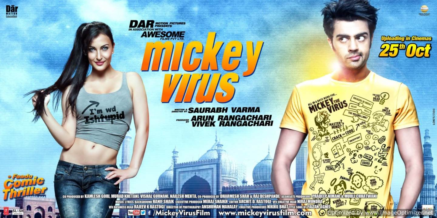 Mickey Virus Movie Review Hindi