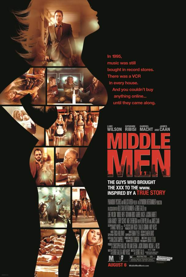 Middle Men Movie Review English