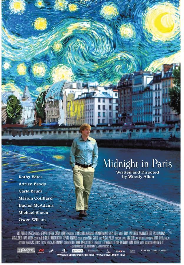 Midnight In Paris Movie Review English