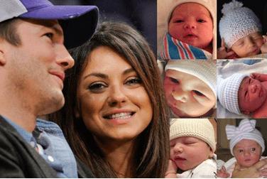 Mila Kunis And Hubby Ashton Kutcher Share Their Parental Moments
