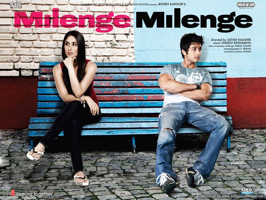 Milenge Milenge Movie Review Hindi