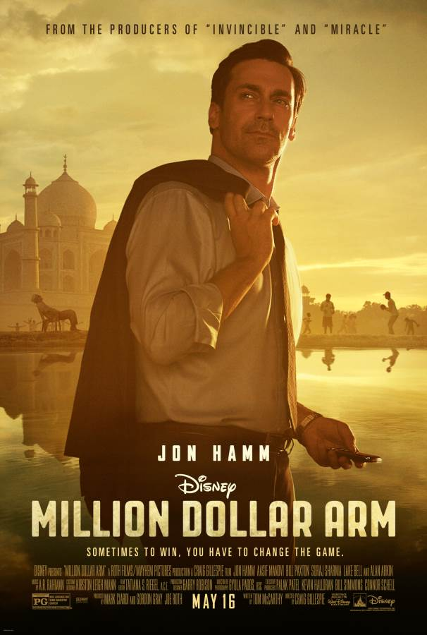 Million Dollar Arm Movie Review English