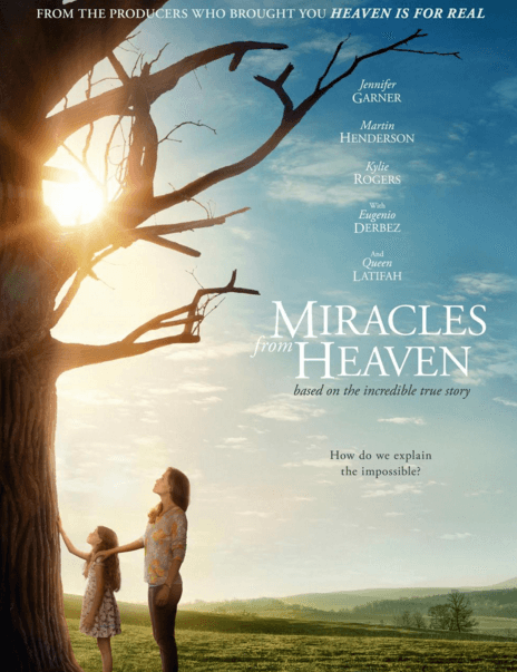 Miracles From Heaven Movie Review English Movie Review