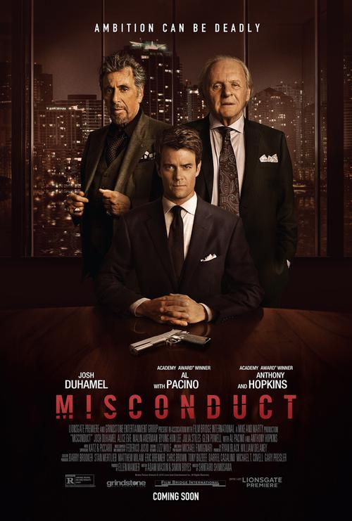 Misconduct Movie Review English Movie Review