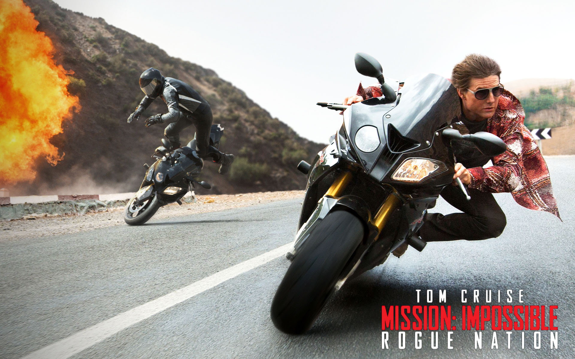 Mission: Impossible - Rogue Nation Movie Review English