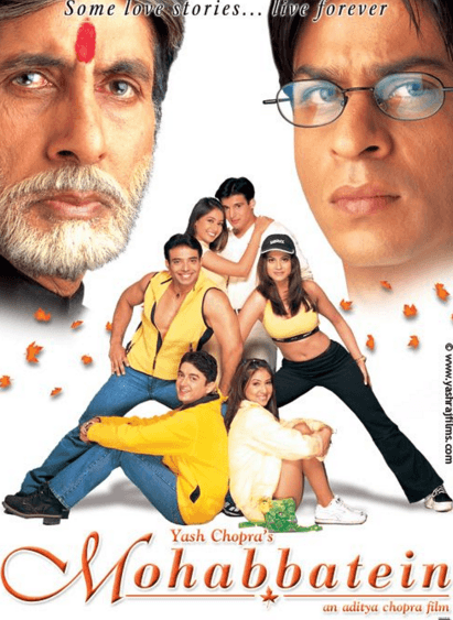 Mohabbatein Movie Review Hindi Movie Review