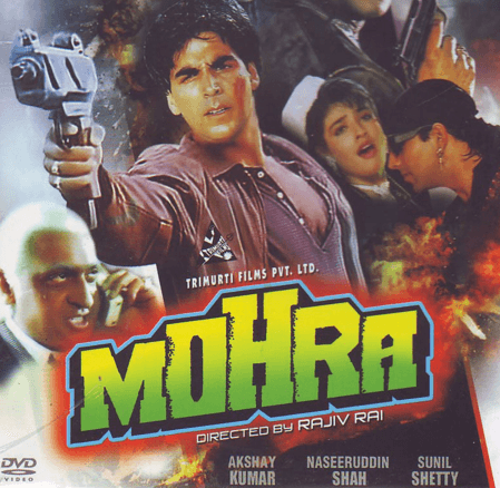 Mohra Movie Review Hindi Movie Review