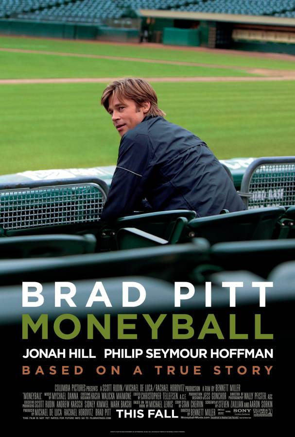 Moneyball Movie Review English
