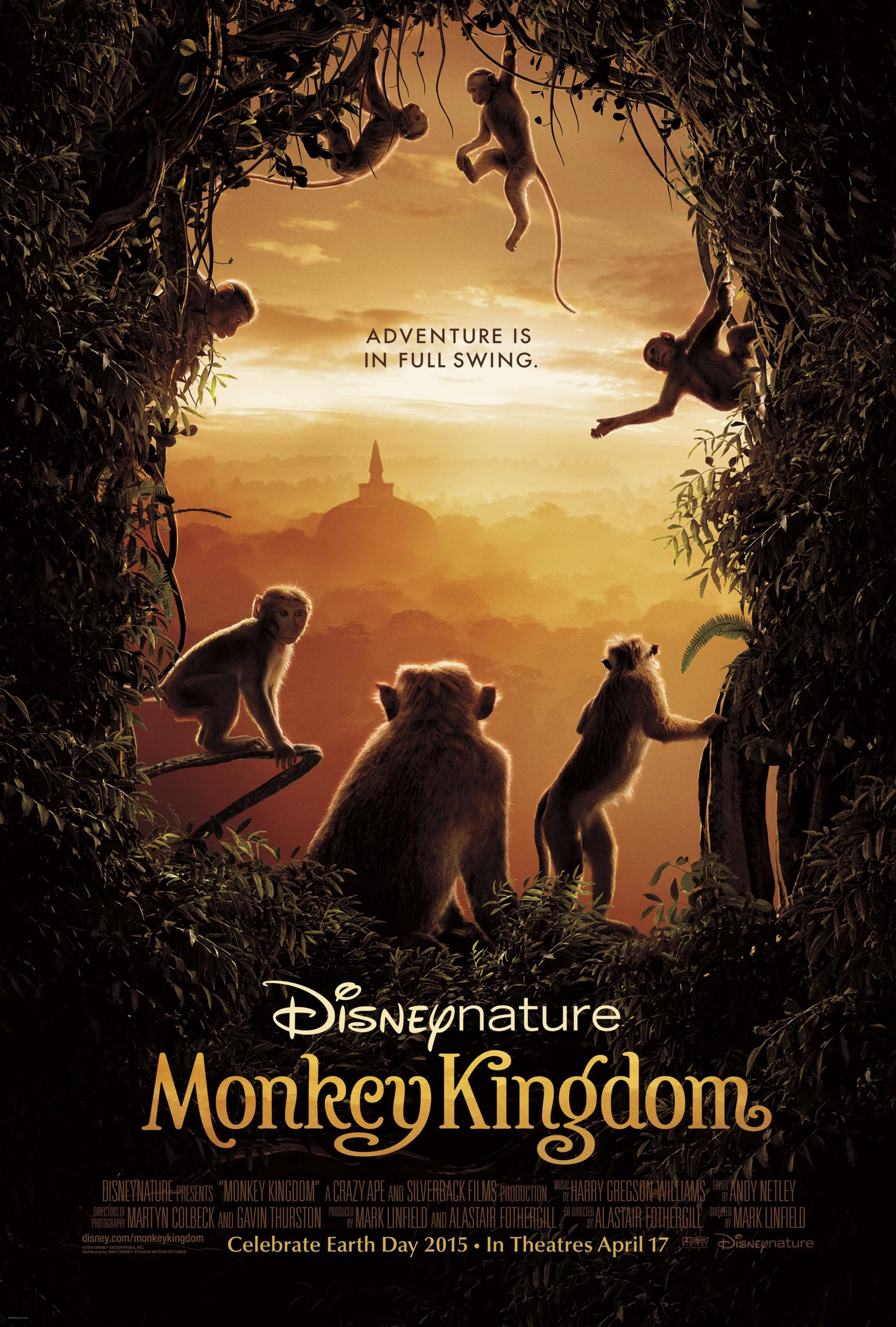 Monkey Kingdom Movie Review English
