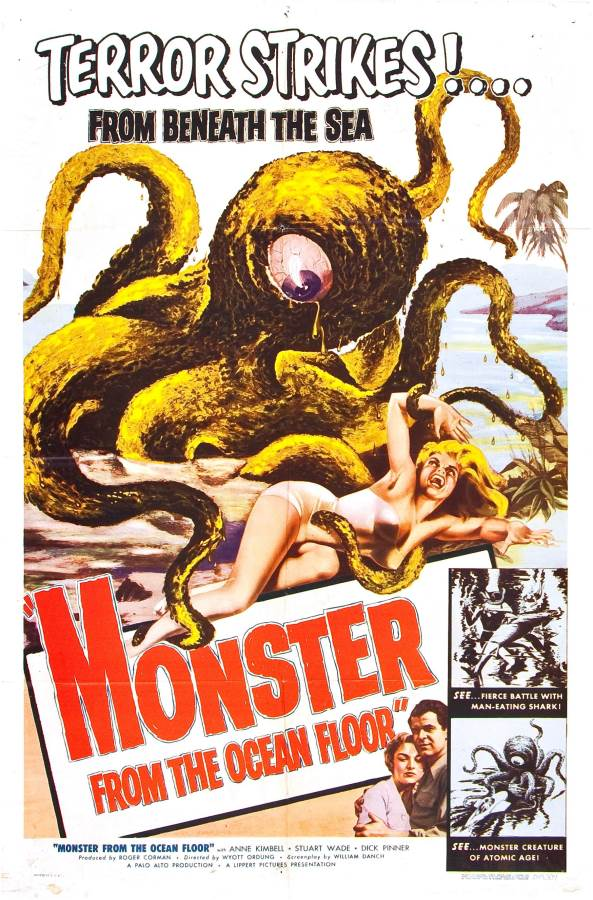 Monsters Movie Review English