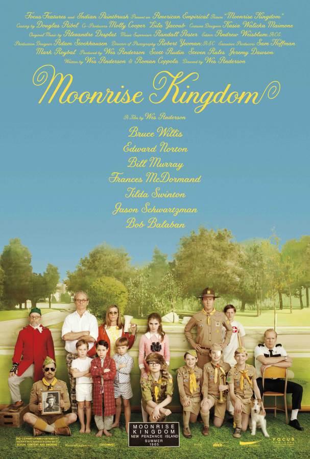 Moonrise Kingdom Movie Review English