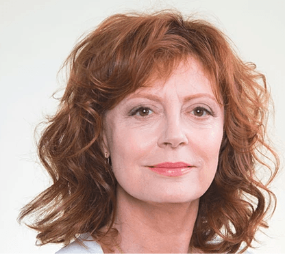 Mothers Are The Real Heroes For Susan Sarandon