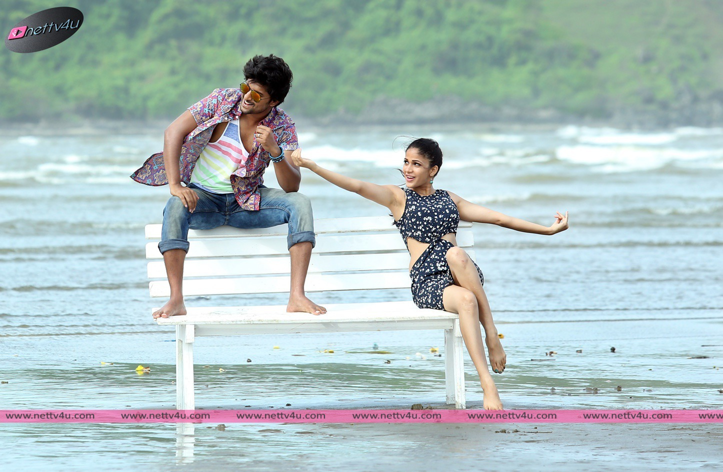 Movie Stills And Working Stills Of Bhale Bhale Magadivoy Telugu Movie