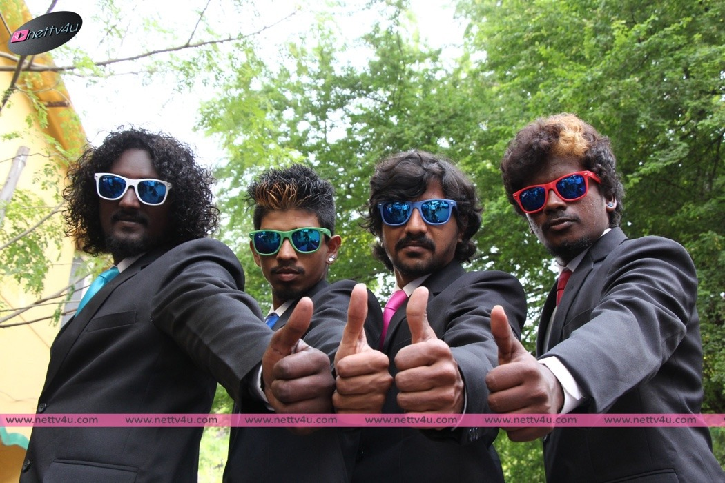 Stills Of  Kollywood Movie Vandha Malai