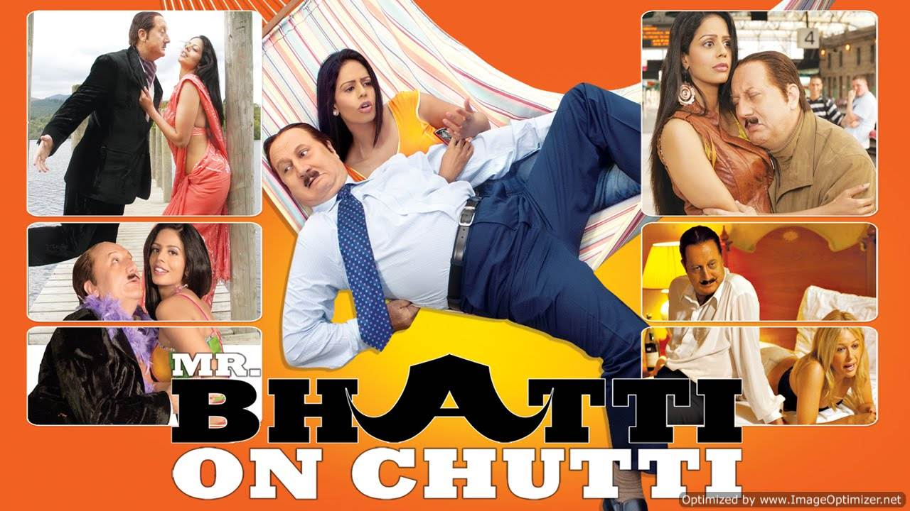 Mr. Bhatti on Chutti  Movie Review Hindi