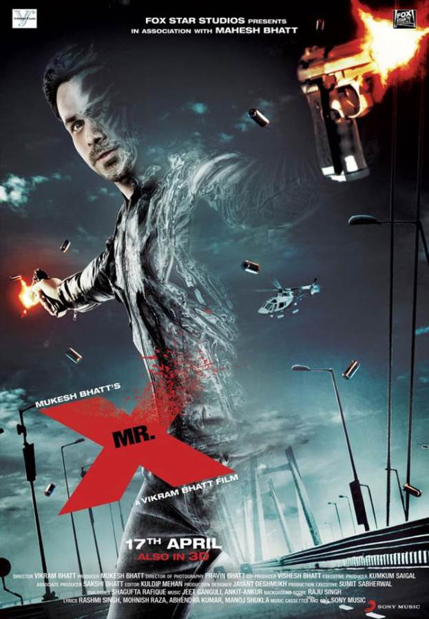 Mr. X Movie Review Hindi