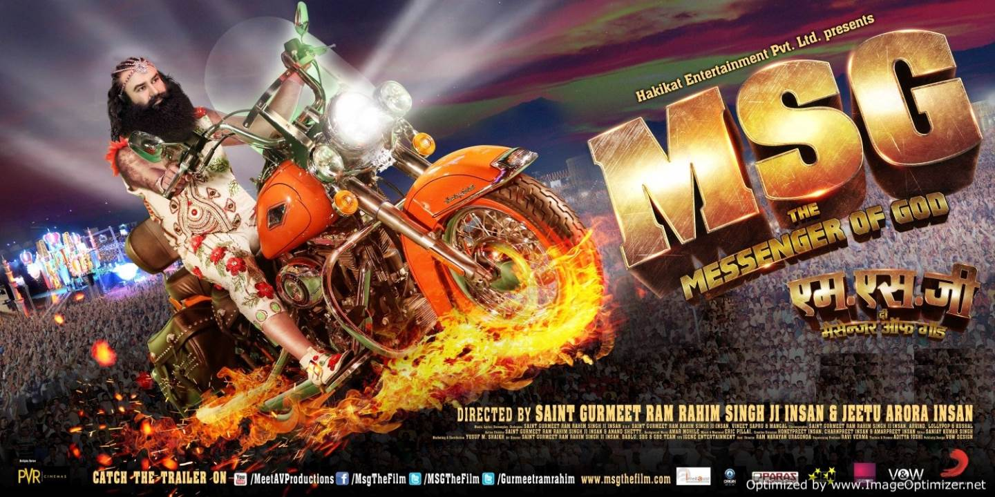 MSG: The Messenger Movie Review