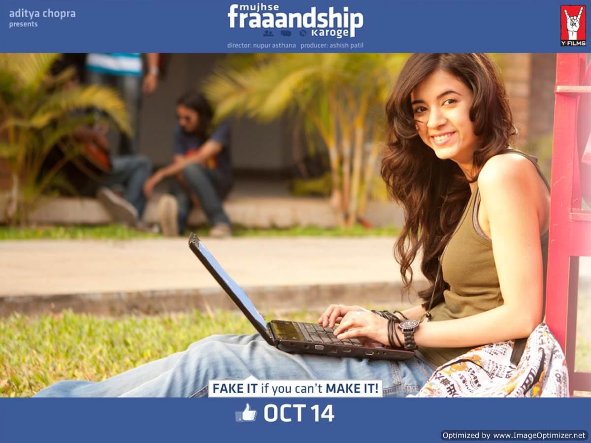 Mujhse Fraaandship Karoge Movie Review Hindi