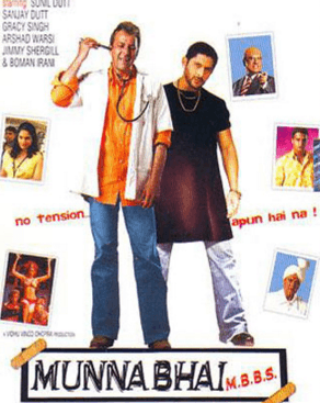 Munna Bhai M.B.B.S Movie Review Hindi Movie Review