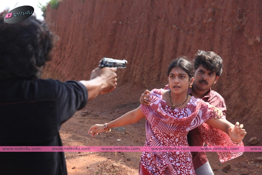Munthiri Kaadu Movie Stills Working Stills First On Net
