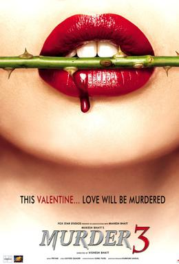 Murder 3-a hat trick of Murders! Movie Review
