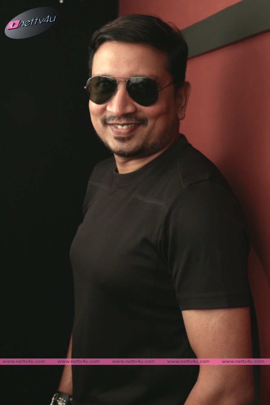 Music Director Sam D Raj New Pictures